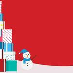 Tarjetas electrónicas de Navidad 268